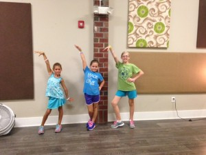 zumba kids workshop